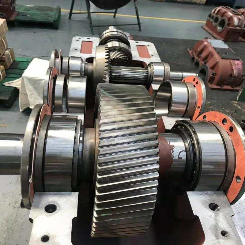 DCY圆锥圆柱齿轮减速器厂家,MBY磨机减速机
