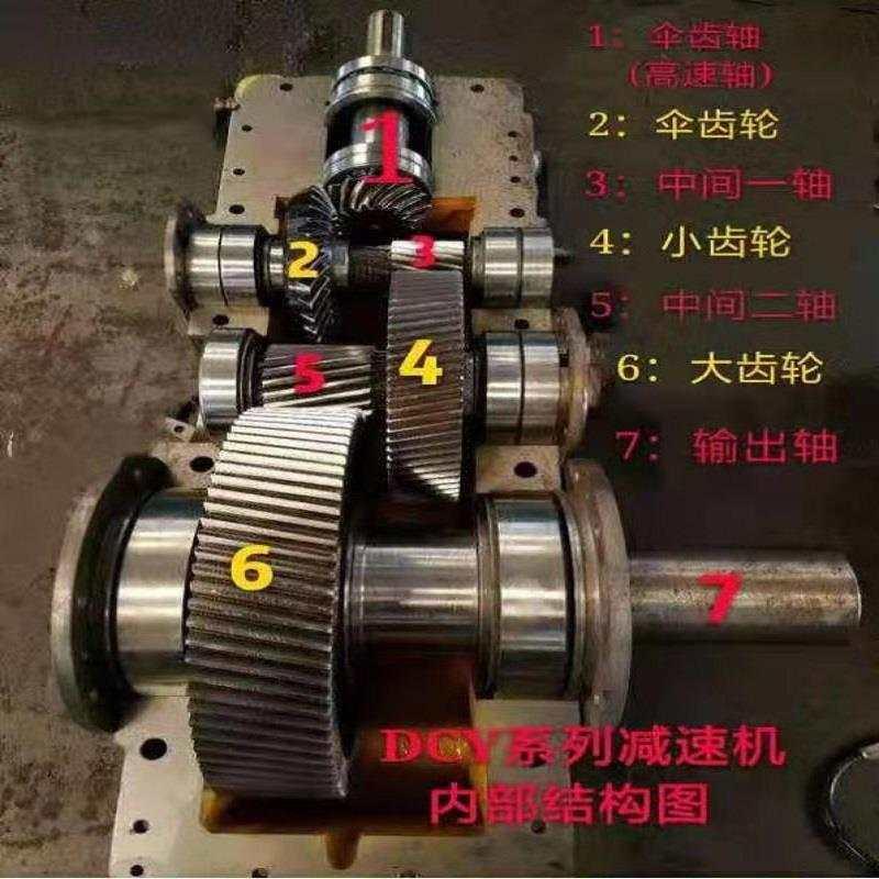 DCY圆锥圆柱齿轮减速器批发,MBY磨机减速机哪家强