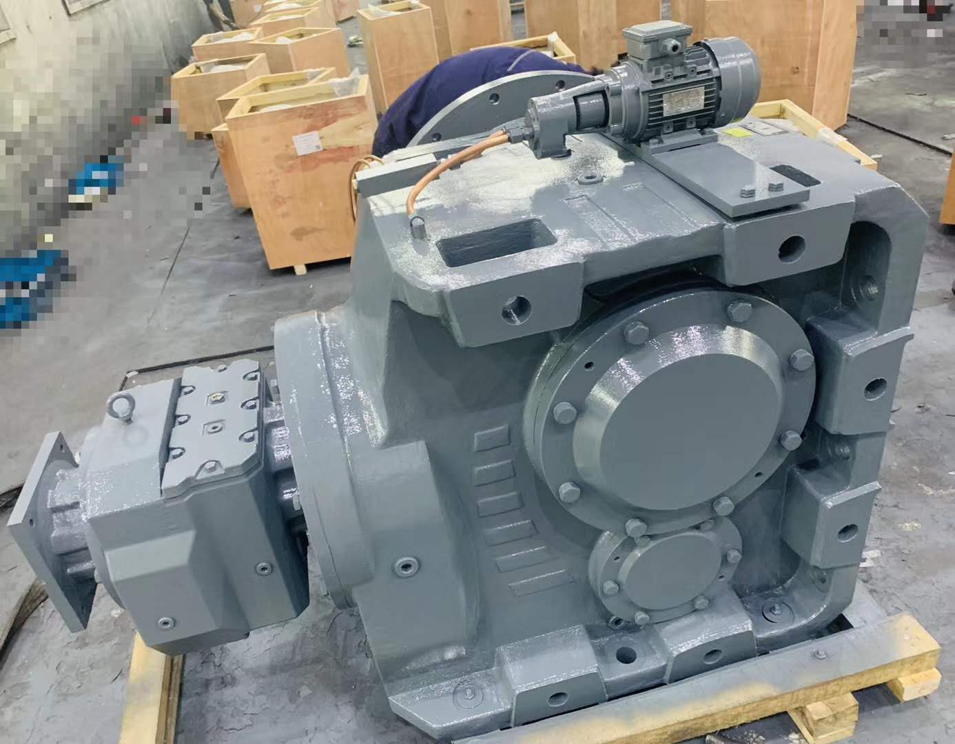DBY圆锥圆柱齿轮减速器订购,JDX磨机减速机联系方式